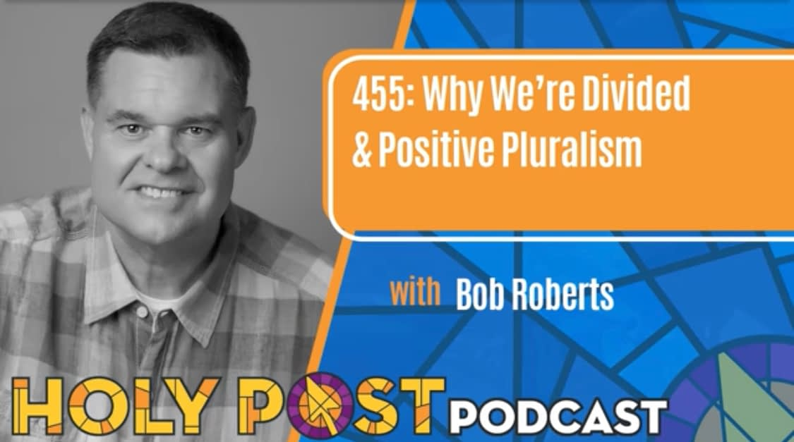 Holy Post Podcast with Phil Vischer