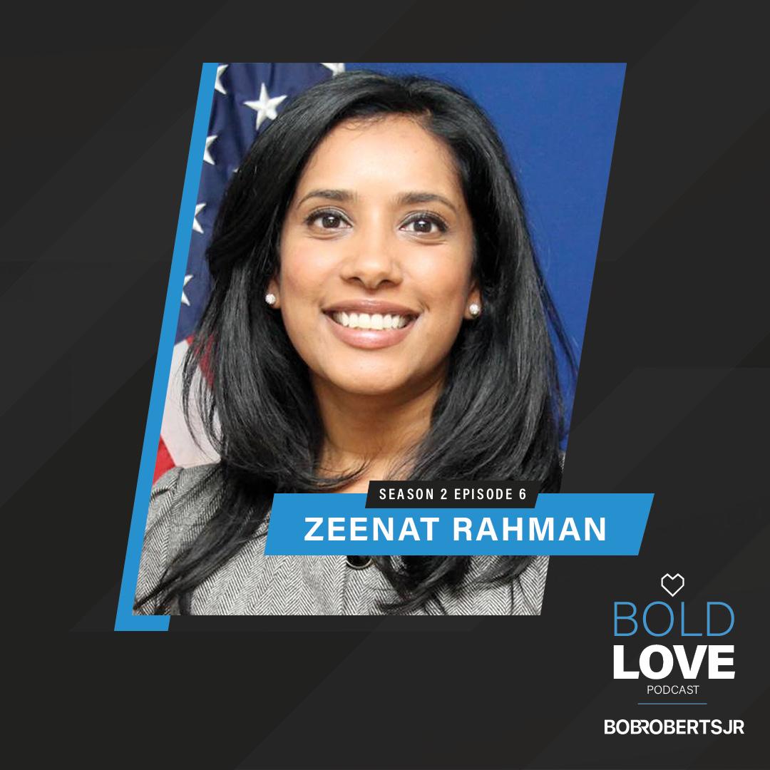 S2E6 – Zeenat Rahman   Creating Bonds of Trust Among Youth
