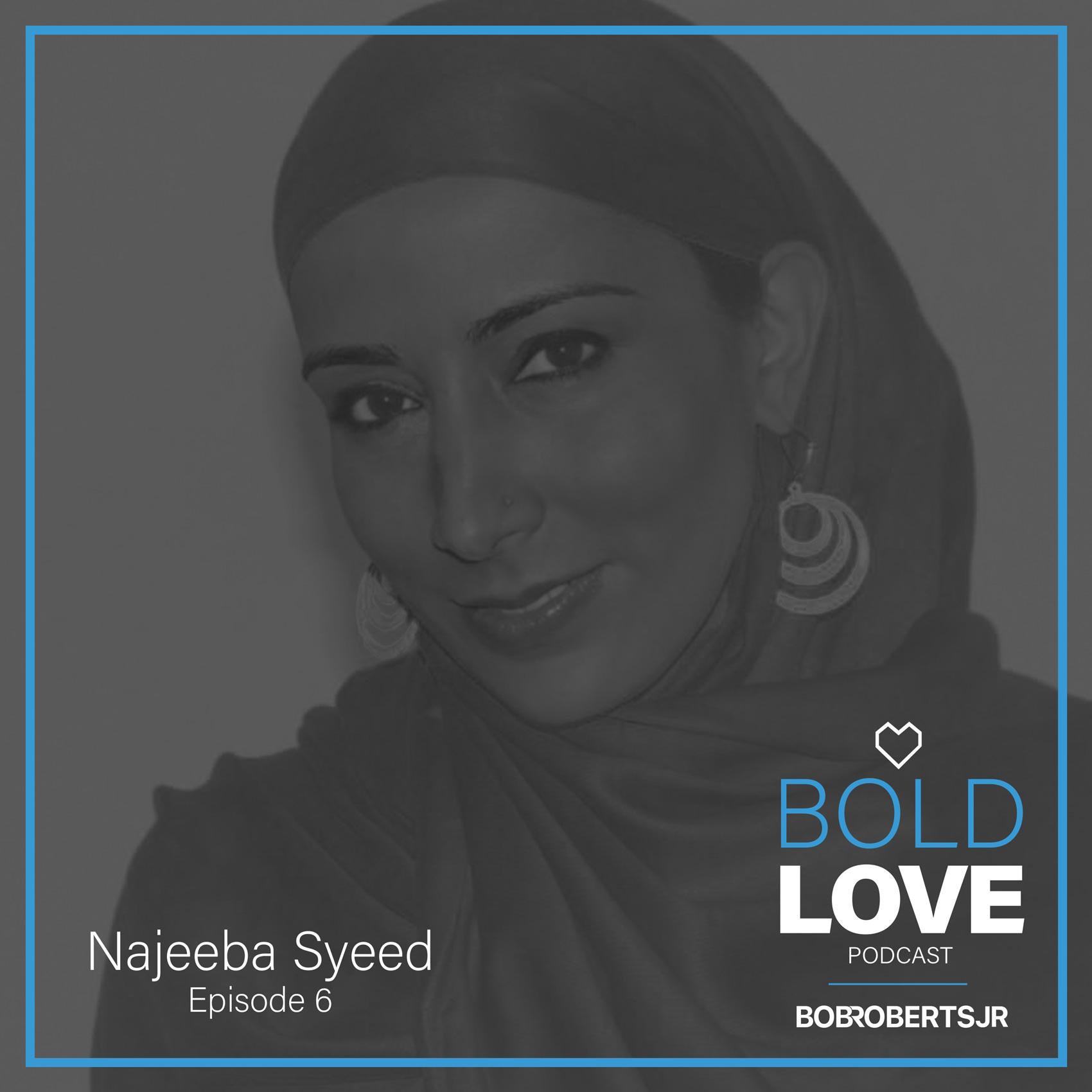 S1E6 – Najeeba Syeed | How to Peacefully Address Conflict
