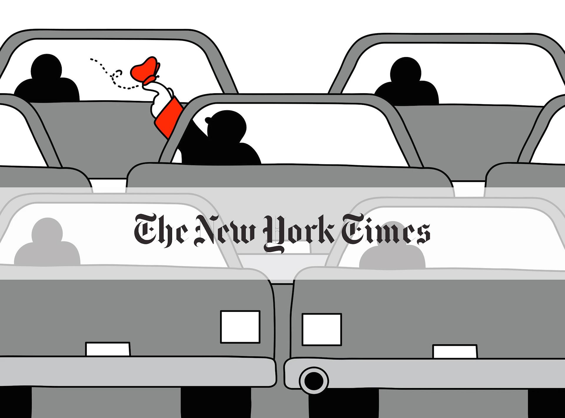 New York Times: Forgiving Enemies