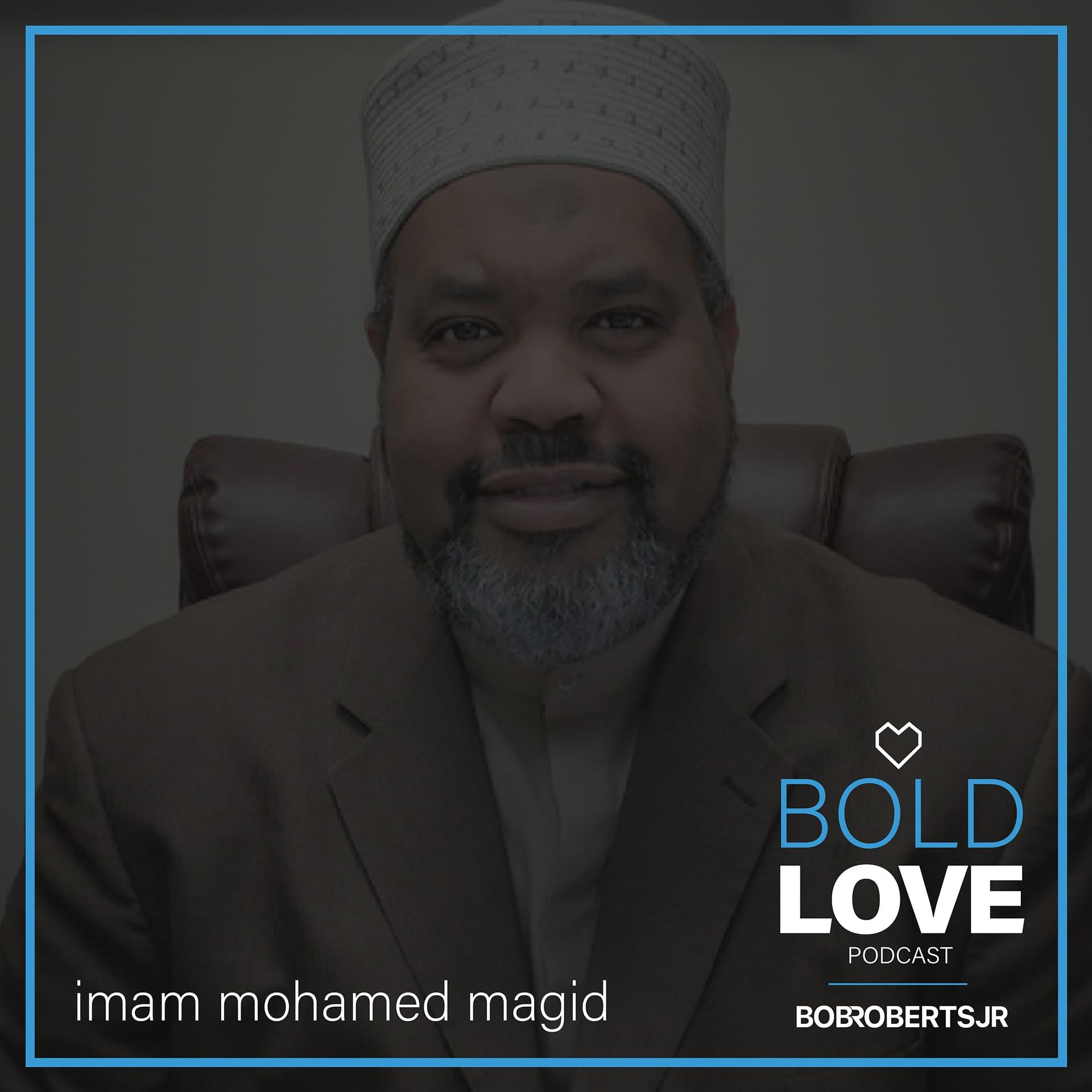 S1E1 – Imam Mohamed Magid | Why the Hate?