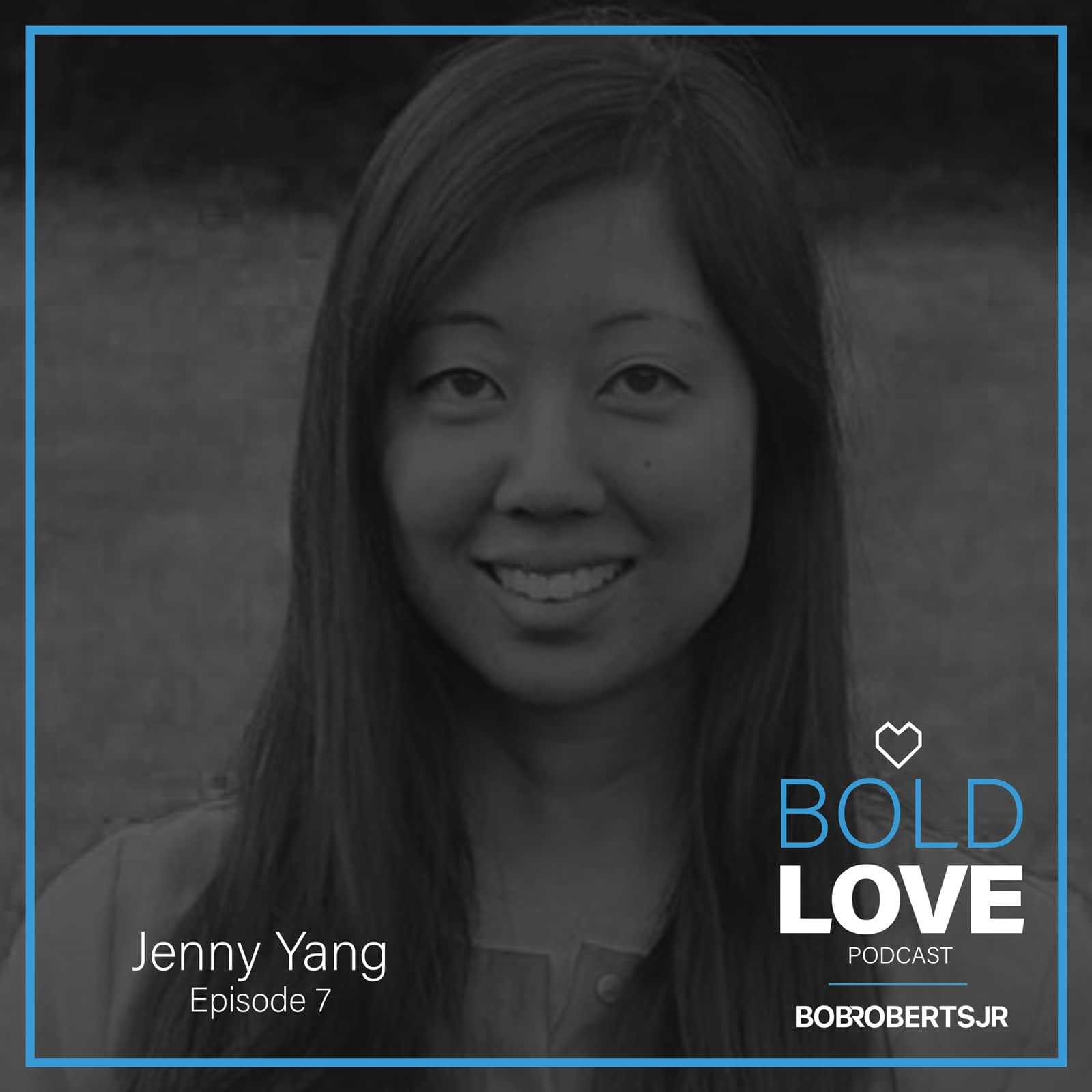 S1E7 – Jenny Yang | The Responsibility of Advocating for Refugees