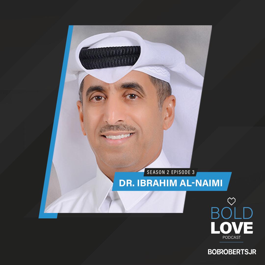 S2E3 – Dr. Ibrahim Al-Naimi | A Culture of Multi-Faith Relations